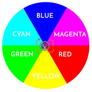 Light Color Wheel | Food Photography Blog