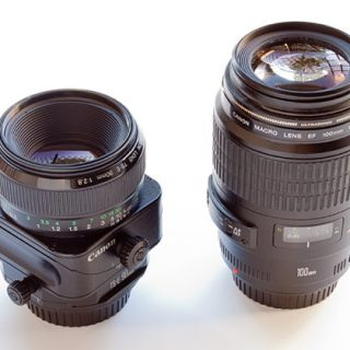 My Favorite Lenses for Photographing Food