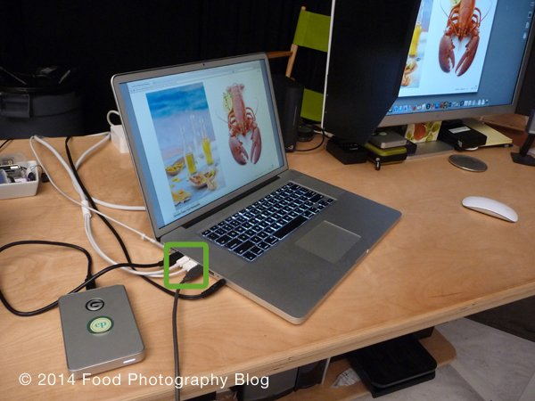 Monitor Adapter for laptop | Food Photography Blog