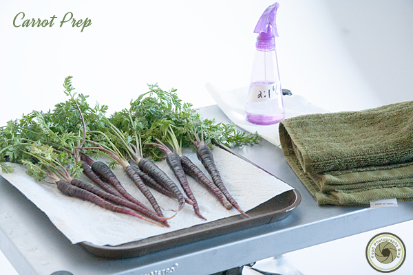 Styling Carrots | Food Photography Blog