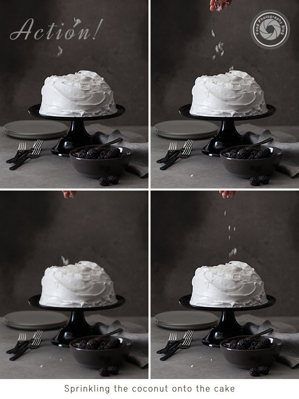 Action Food Photography | Food Photography Blog