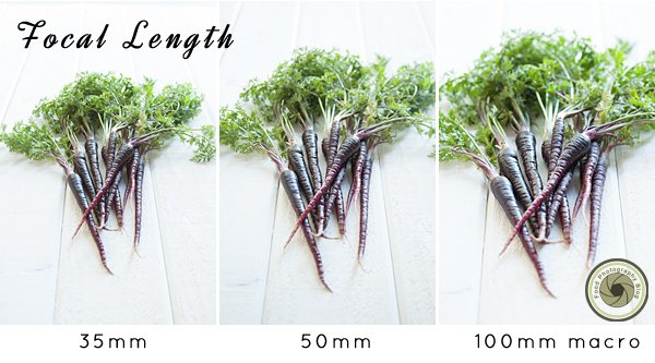 What is the best lens to shoot food | Food Photography Blog