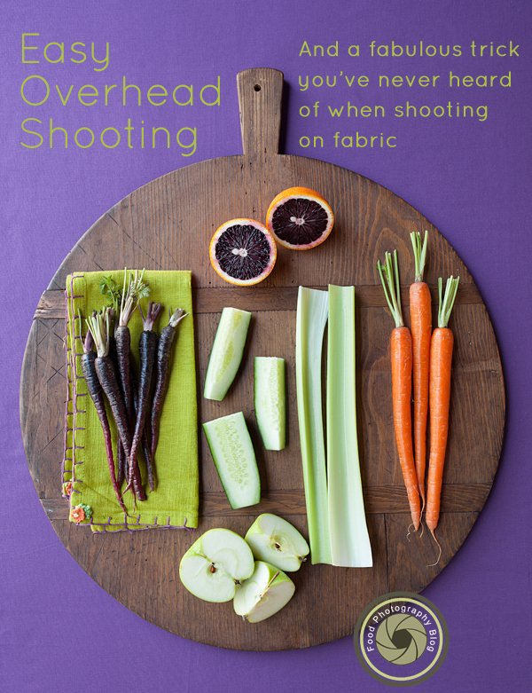 Best Tripod For Overhead Food Photography