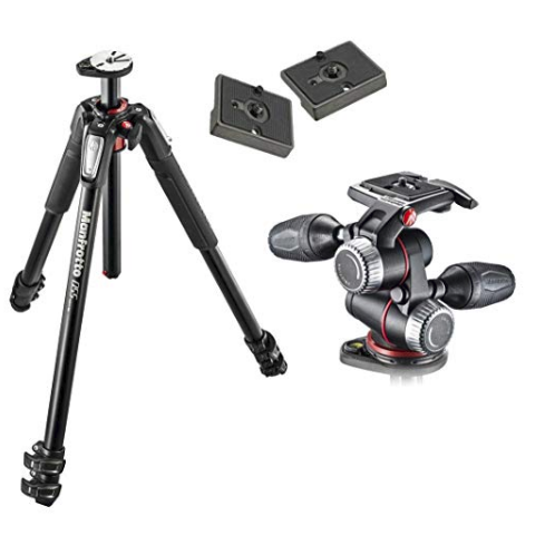 Manfotto Tripod with lateral arm extension | Food Photography Blog