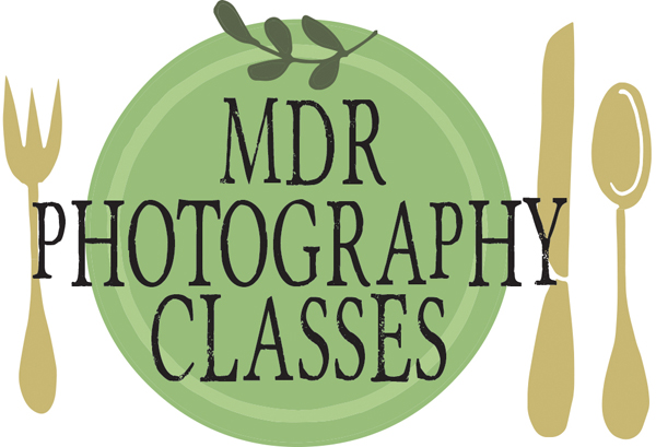 MDR Photography Classes | Food Photography Blog