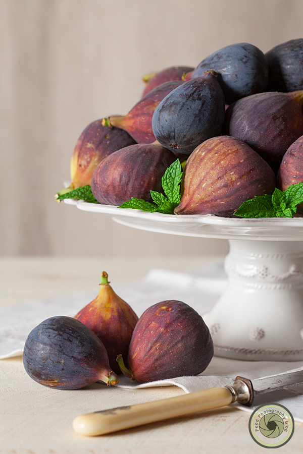 Fig Still Life | Food Photography Blog