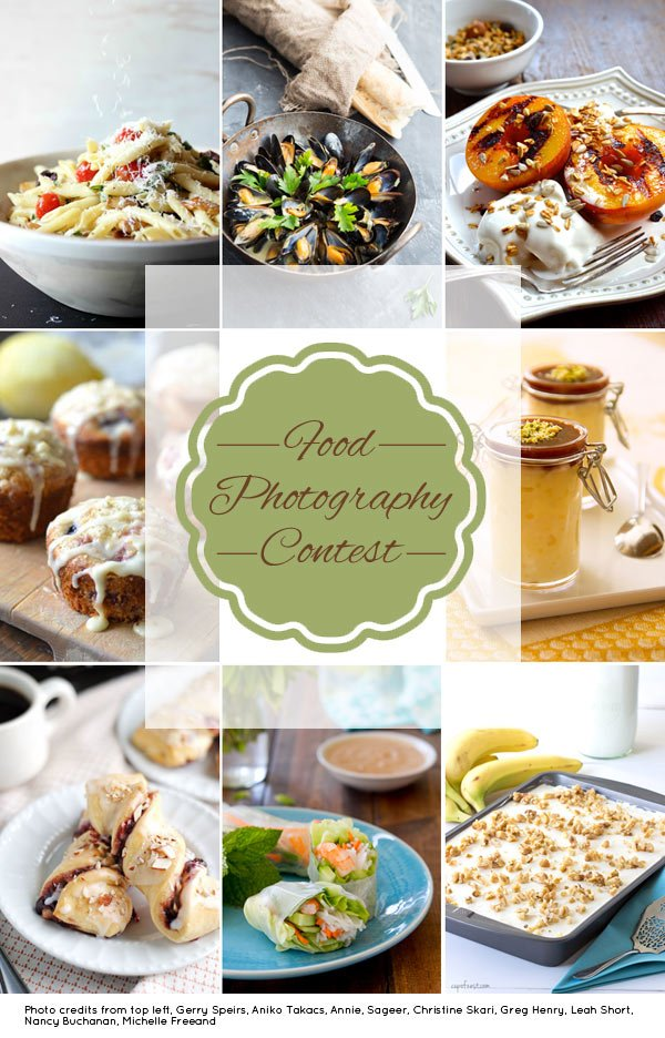 Food Photography Contest | Food Photography Blog