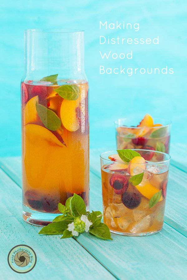 Distressed Wood Backgrounds | Food Photography Blog
