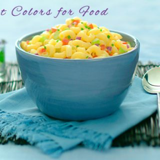 The Best and Worst Colors for Photographing Food