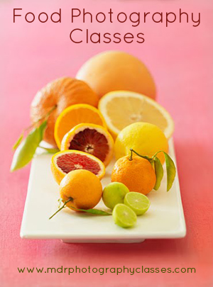 Food Photography Classes
