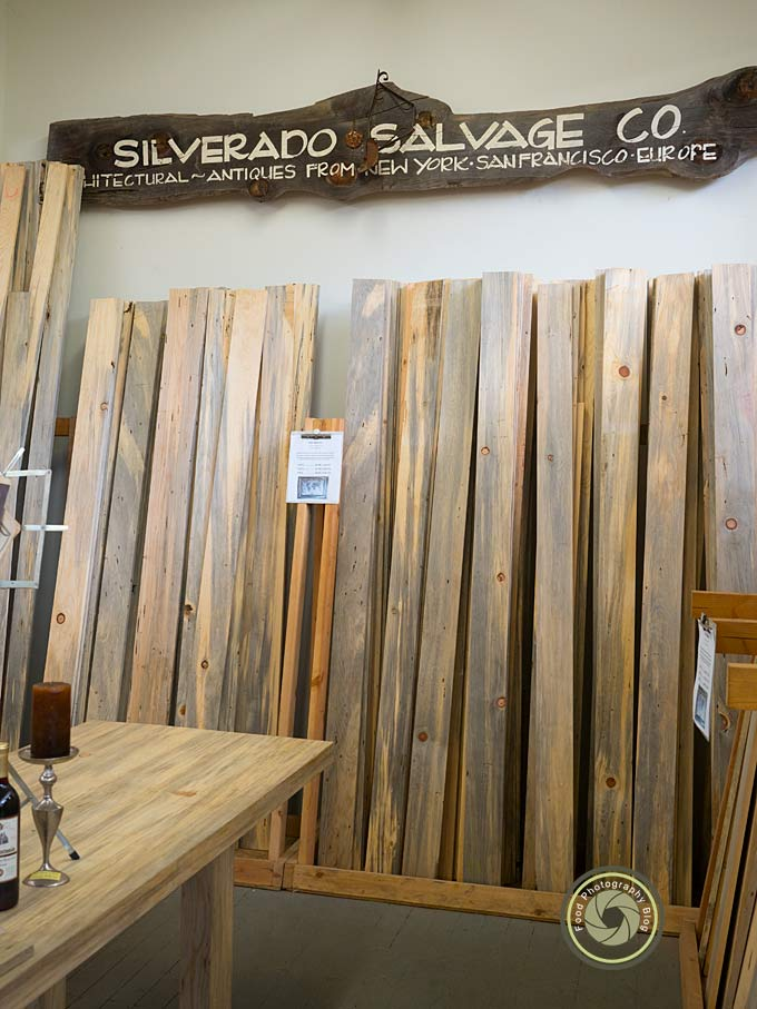 Silverado Salvage | Food Photography Blog
