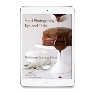 Food Photography Ebook 2nd Edition