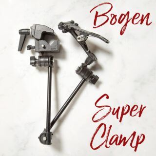 What is a Bogen Super Clamp and Why It's Awesome