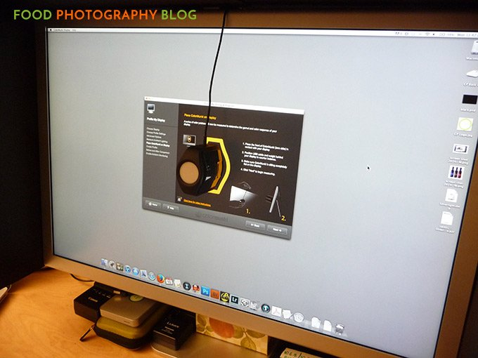 Monitor Calibrator | Food Photography Blog