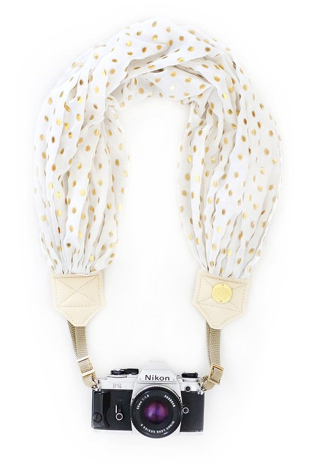 Bloom Theory Camera Strap | Food Photography Blog