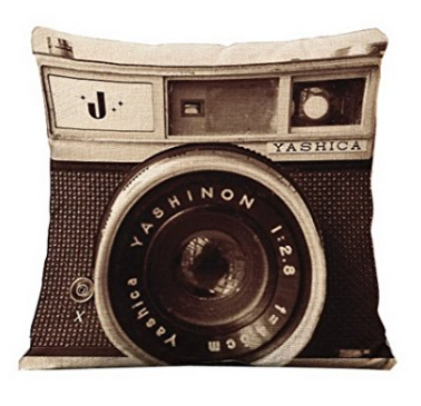 Vintage Pillow Fun Photo Gifts | Food Photography Blog