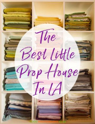The Best Little Prop Rental House In Los Angeles And The Beautiful Photo Studio It's In