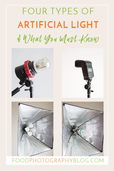 Artificial Lights For Food Photography | Food Photography Blog