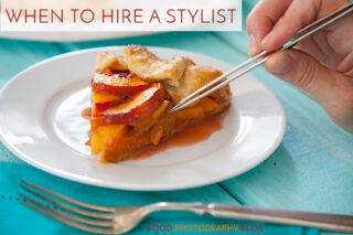 When To Hire A Food Stylist and How To Do So