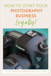 How To Become A Photographer Legally