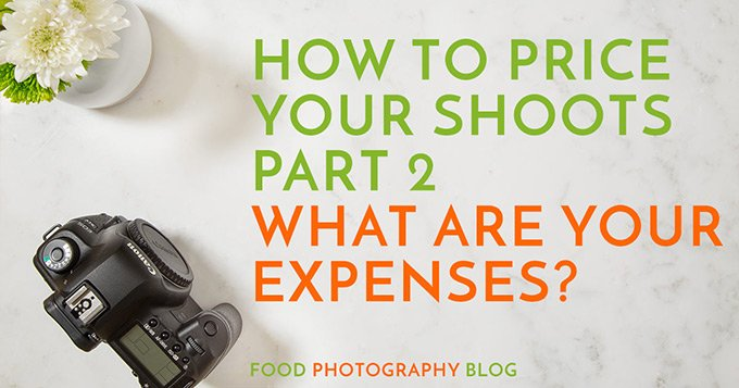 Pricing Food Photography | Food Photography Blog