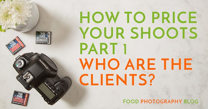 How To Price Food Photography
