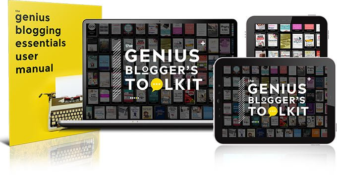 Genius Blogger Toolkit | Food Photography Blog
