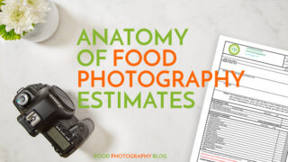 Food Photography Estimates | Food Photography Blog