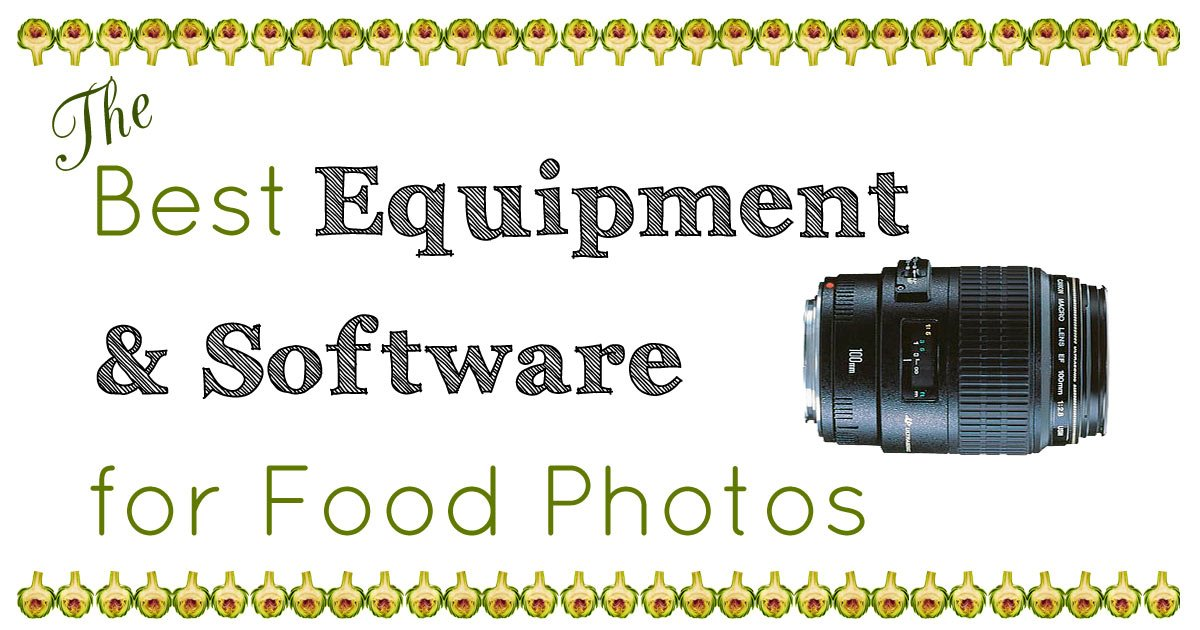 Best Equipment for Food Photography