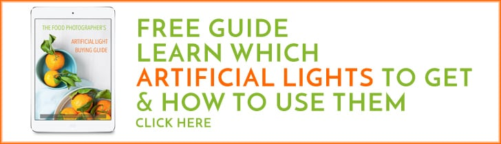 Free Artificial Light Buyers Guide | Food Photography Blog