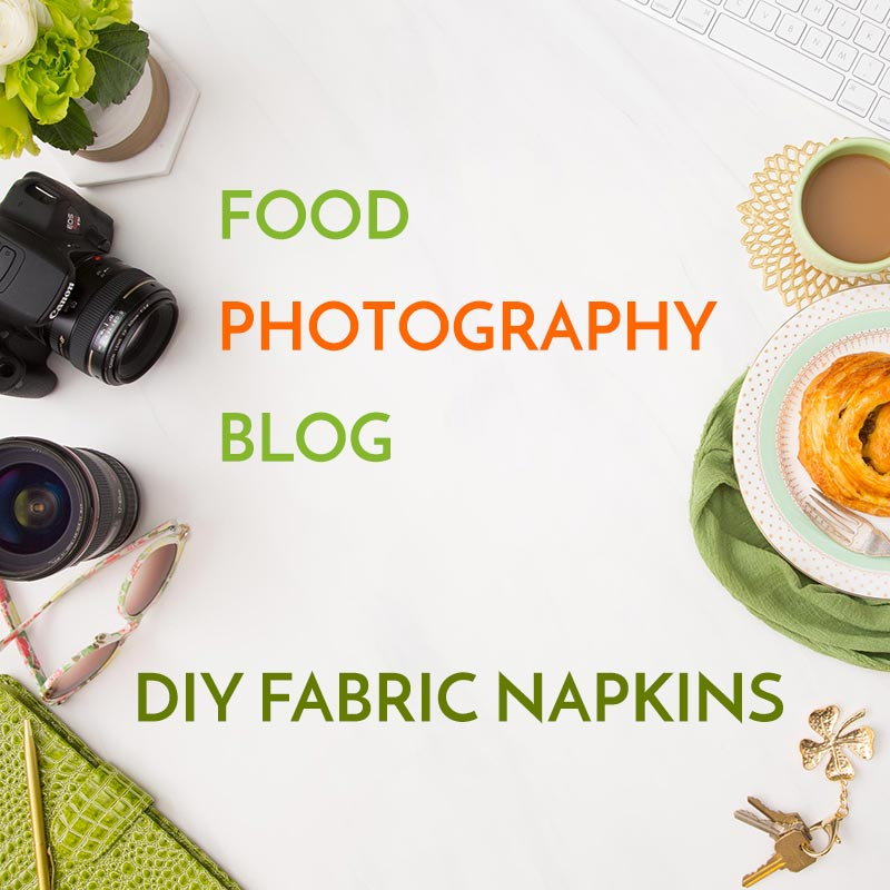 DIY Fabrics | Food Photography Blog