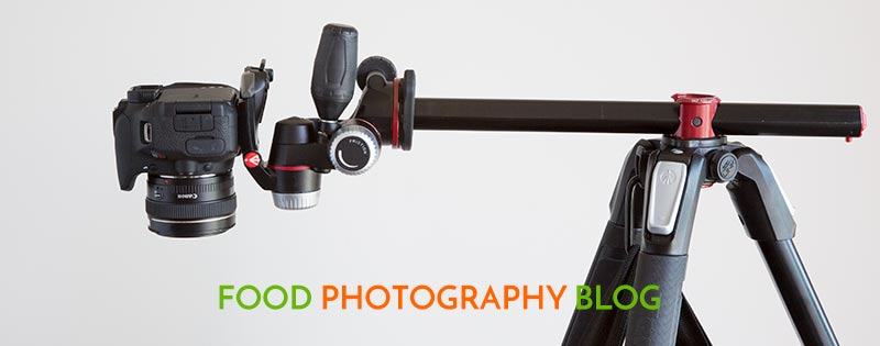 Overhead Tripod | Food Photography Blog