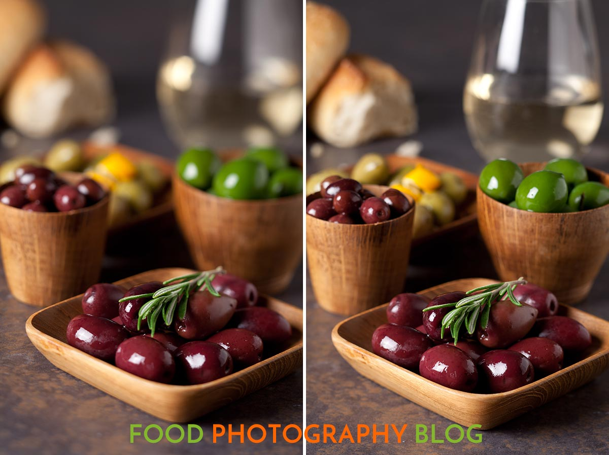 Tilt Shift Lens | Food Photography Blog