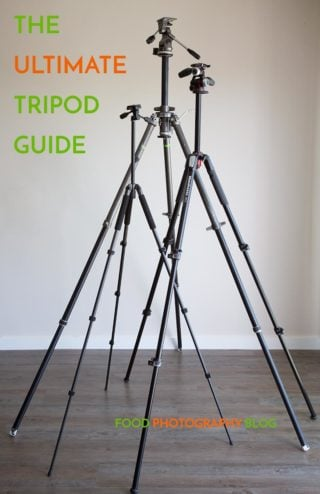 Best Tripods | Food Photography Blog
