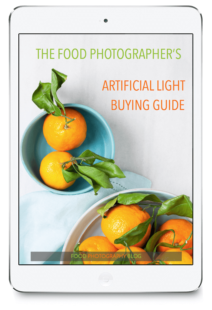 Artificial Lighting | Food Photography Blog