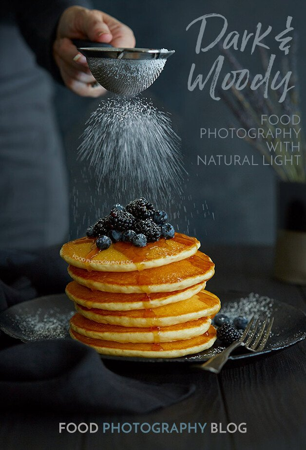 Dark and Moody Food Photography | Food Photography Blog