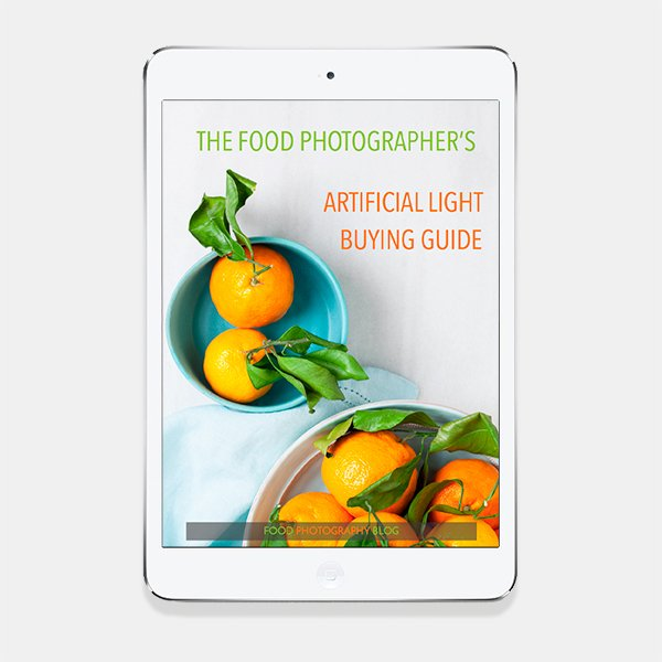 Artificial Light Guide | Food Photography Blog