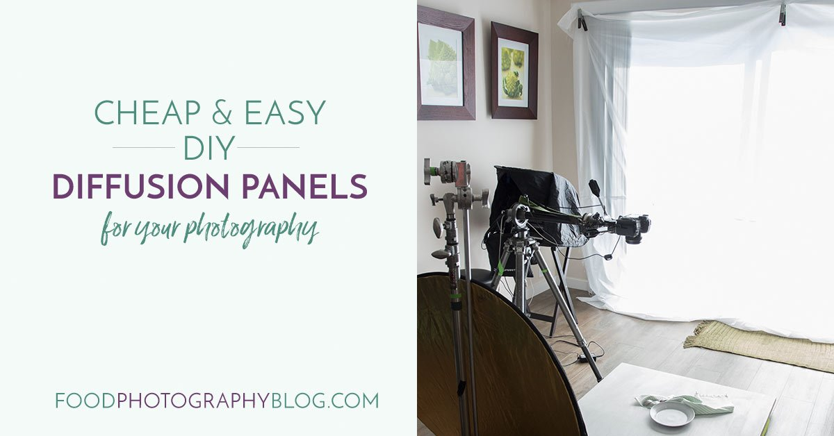 Super Cheap, and Easy DIY Diffusion Panel For Your
