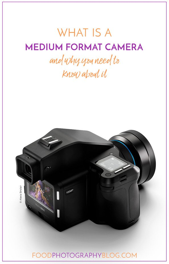What is a medium format camera | Food Photography Blog