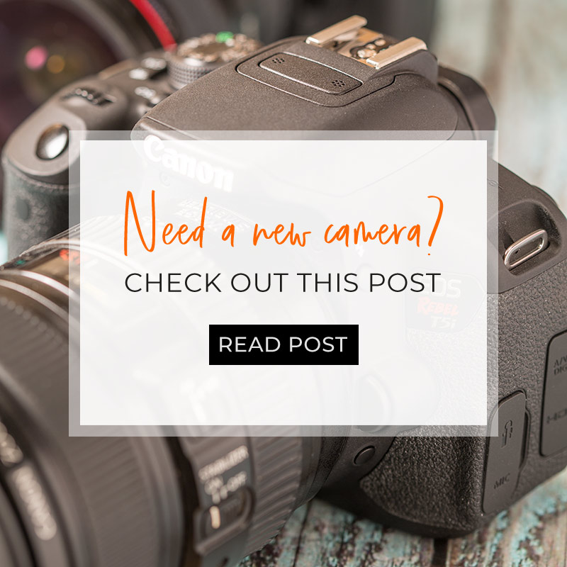 Best Camera On A Budget Blog Post | Food Photography Blog