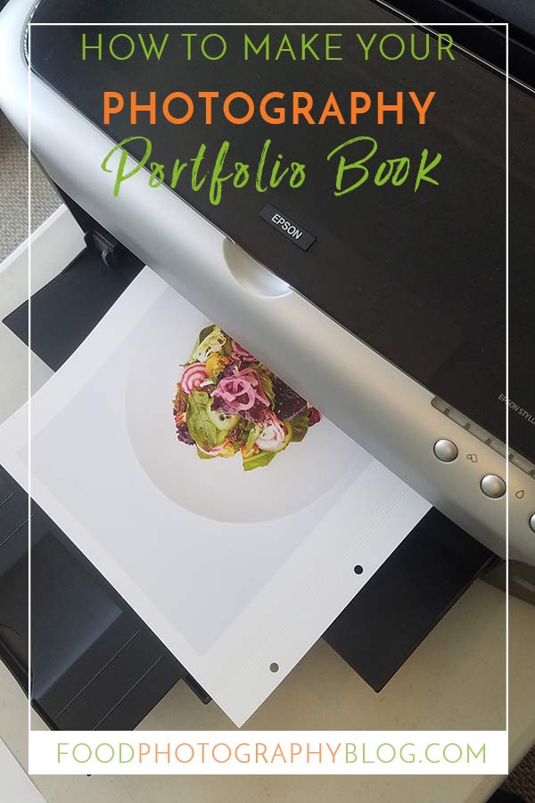 How To Make And Print Your Photography Portfolios