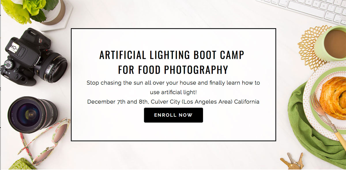 Artificial Lighting Bootcamp Banner