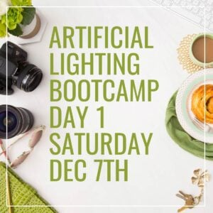 Artificial Light Bootcamp Day 1