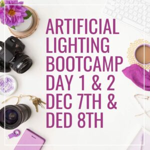 Artificial Light Bootcamp Two Days
