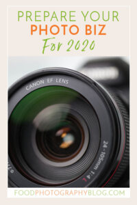 Prepare Your Photography Business