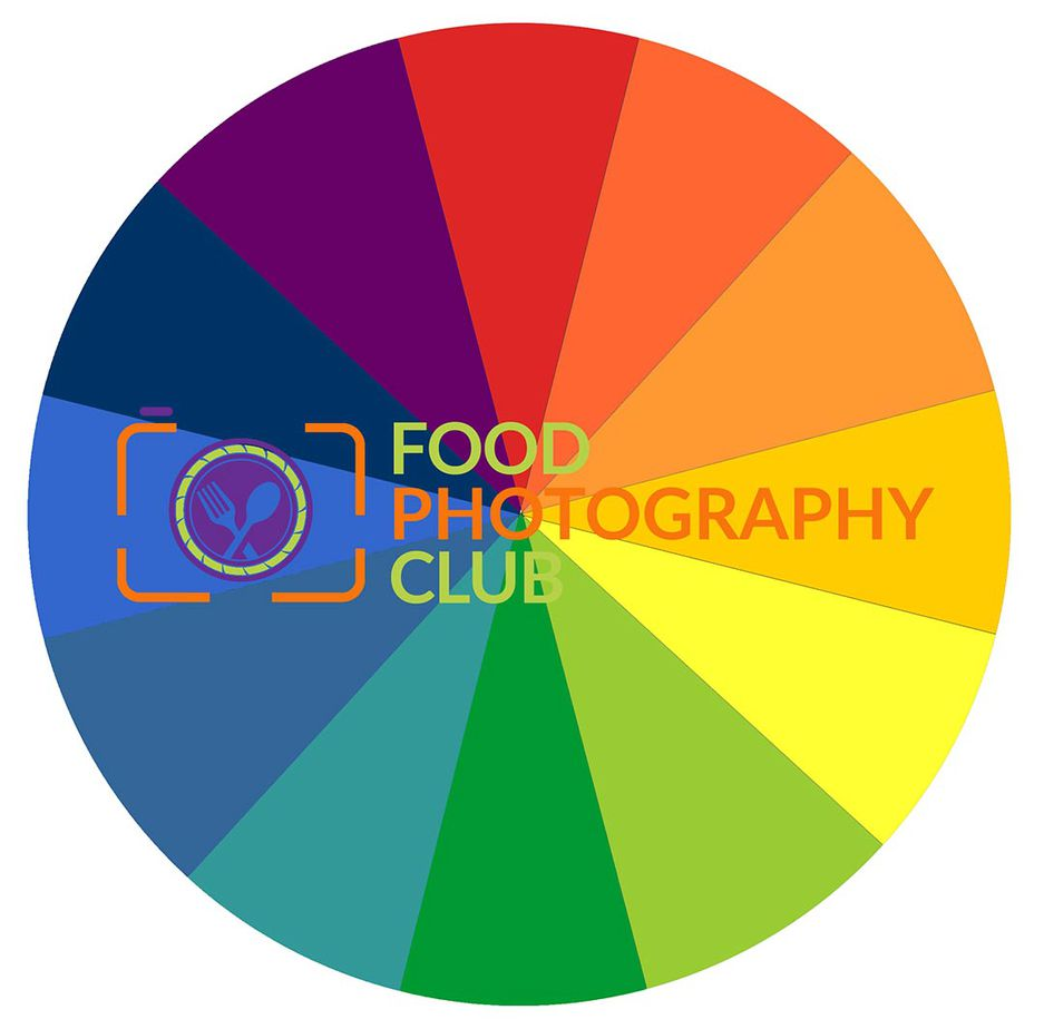Color Wheel With Blog Logo