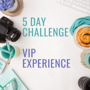 Title Image - 5 Day Challenge VIP Experience